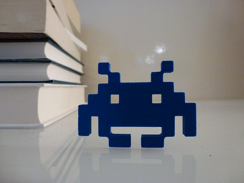 Print #1 Space Invader