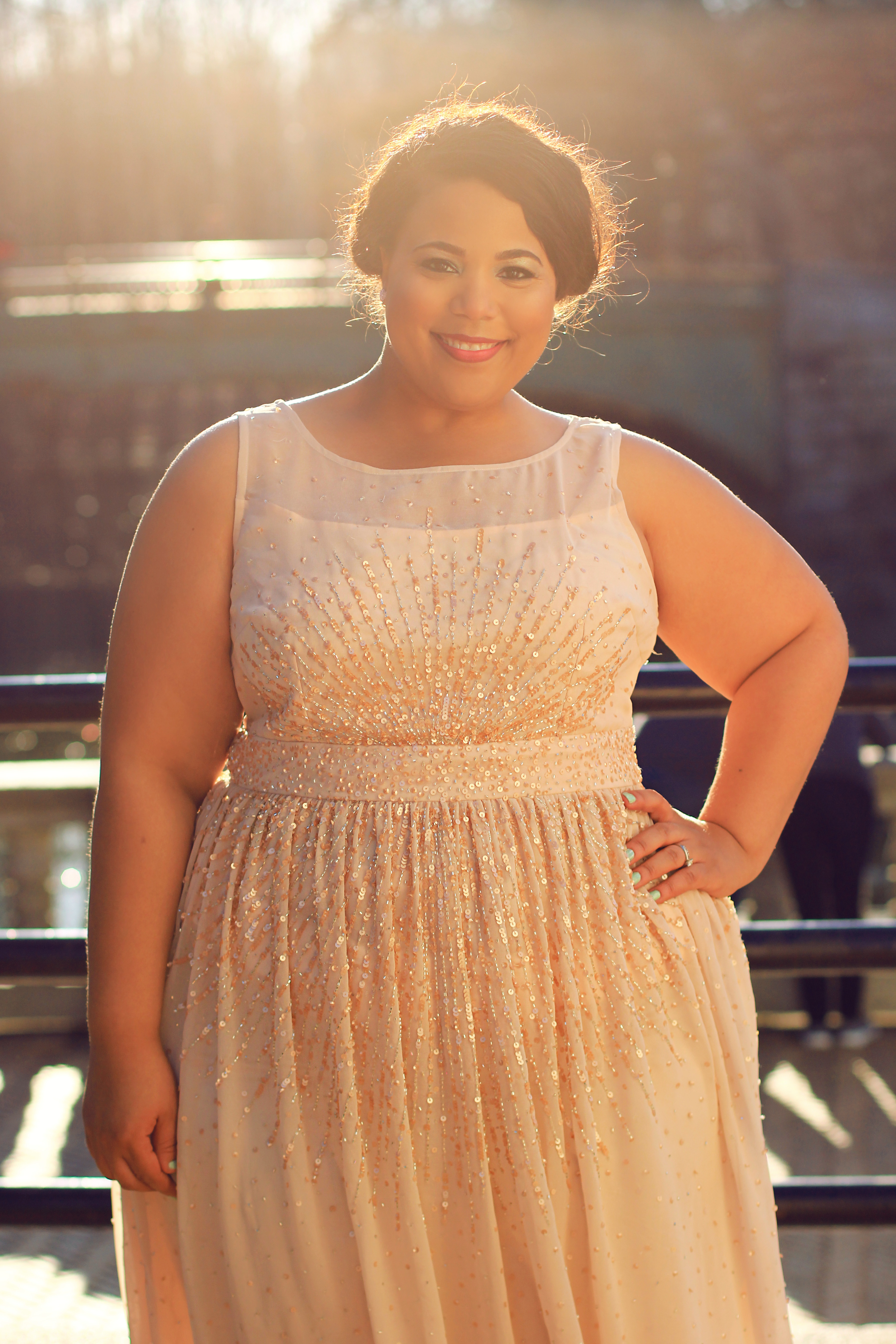 Plus Size Prom & Formal Dress Giveaway #PlusProm14 - Garnerstyle
