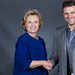 Hillary Clinton and I...