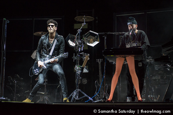 Chromeo @ Coachella 2014 Weekend 2 - Friday