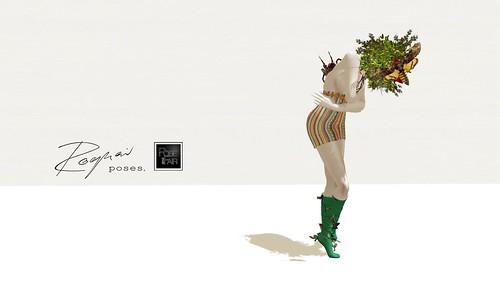 ROQUAI Misteltoe (1/3) - Pose Fair 2014