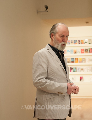 Douglas Coupland at VAG-4