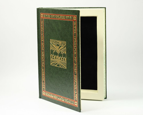 The Hobbit Hollow Book Handmade Booksafe