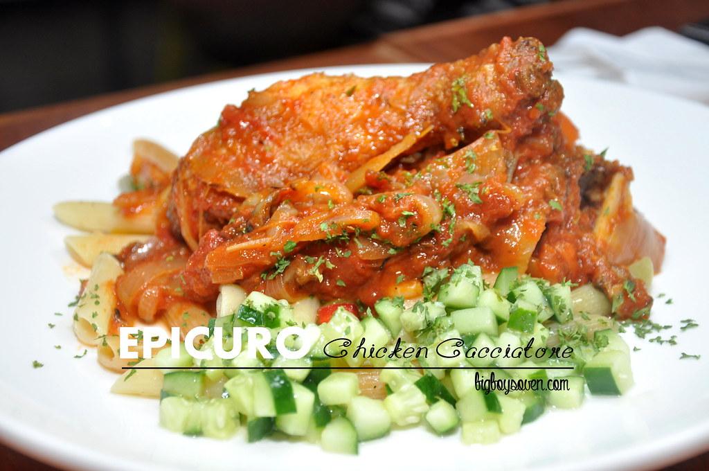 Epicuro Chicken Cacciatore 2