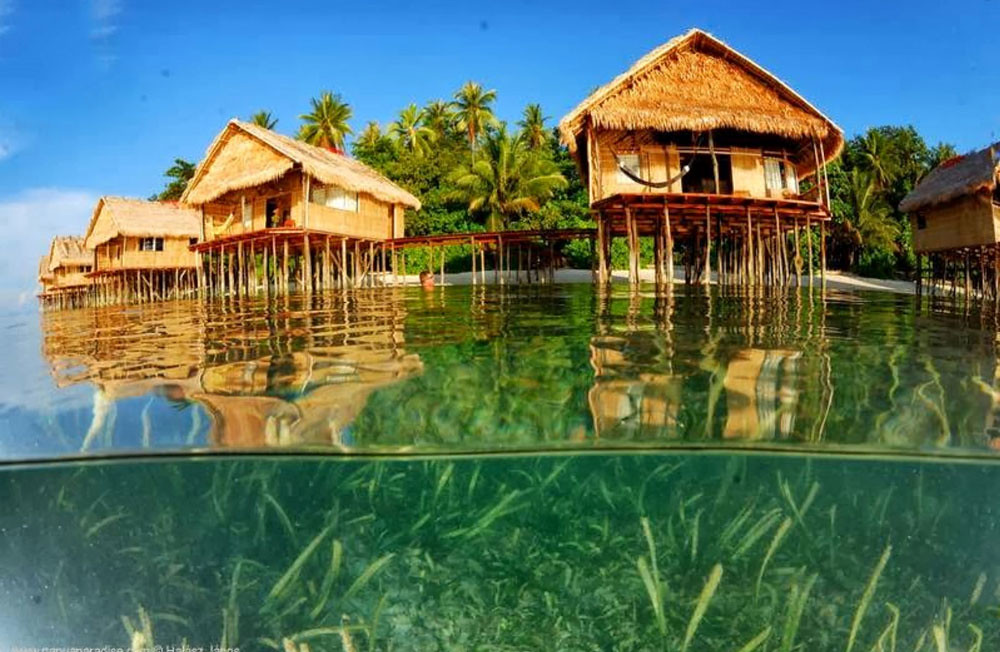 9 Water Villas In Indonesia For A Hidden Paradise Getaway