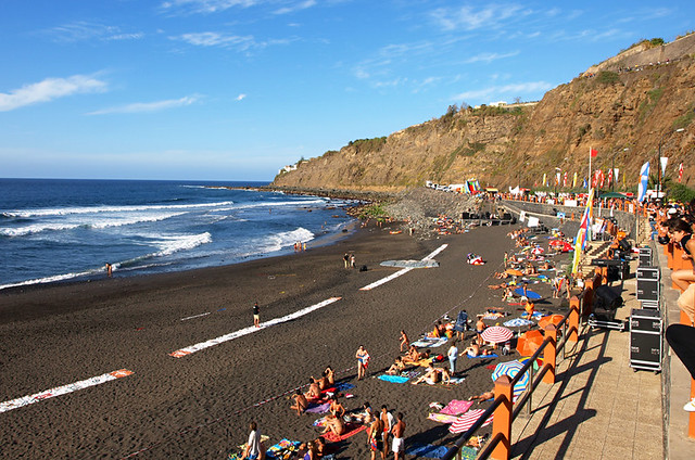 PlayaSocorro, Los Realejos, Tenerife