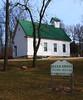 Beech Grove Friences Meeting House - South of Paoli, Indiana