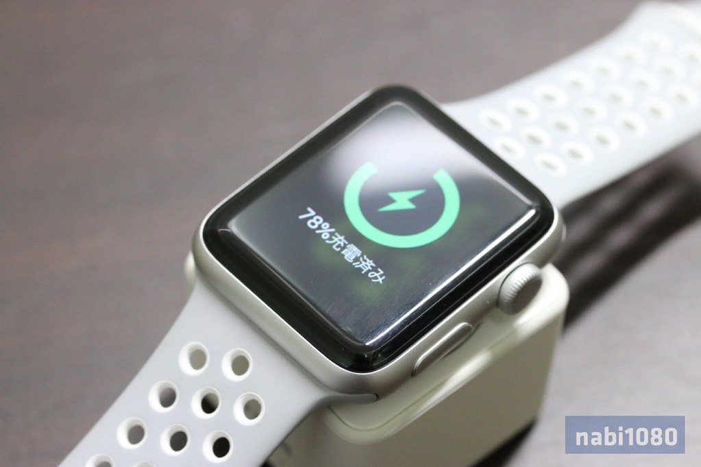 ZENS Apple Watch用モバイルバッテリー06