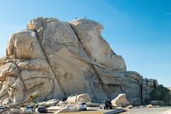 Popular Rock Climbing Spot
