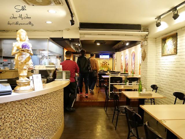 台北松菸附近餐廳印度皇宮異國料理推薦 (3)