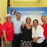 Thank you, Sydney ambassadors