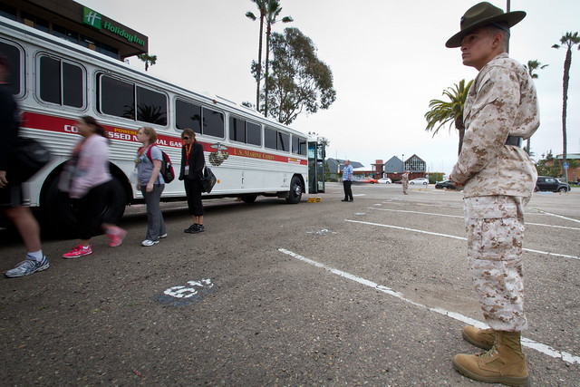 Arizona educators experience Marine Corps boot camp