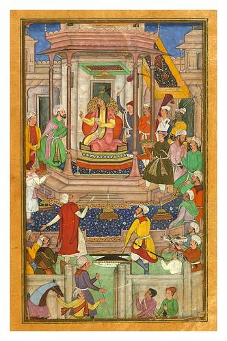 005-Memorias de Babur-1500-1600-Biblioteca Digital Mundial