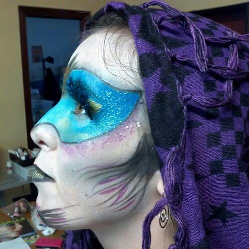 Primer día de taller maquillaje //cc...