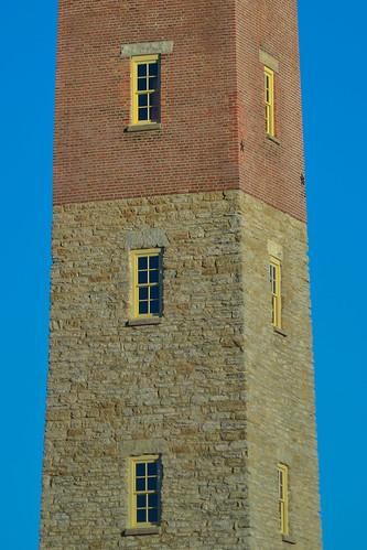blue sky sunrise mississippi iowa mississippiriver dubuque shottower sdgiere