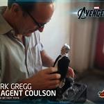 Phil Coulson Clark Gregg Hot Toys 2