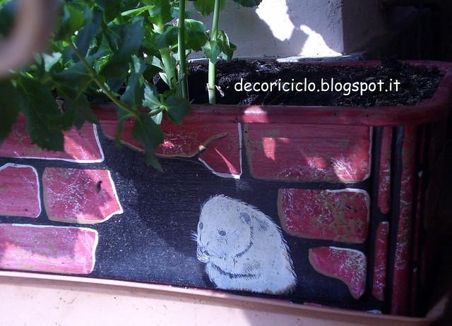 vaso mattoni e criceti 1