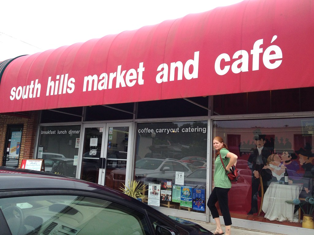 South Hills Market & Cafe