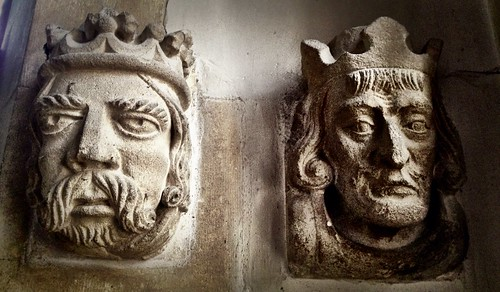 Kings of Wellow church