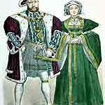 King Henry VIII Con Medias o calcetas