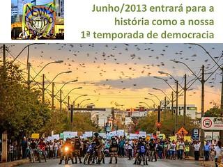 1ª temporada brasileira de democracia