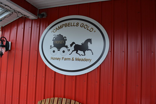 Campbell's Gold Honey Farm