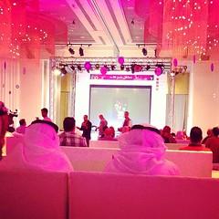 At @ZainKuwait Social Media Day  #ZainSMDay #Kuwait #Zain #Social #Media #Event #Kuwait