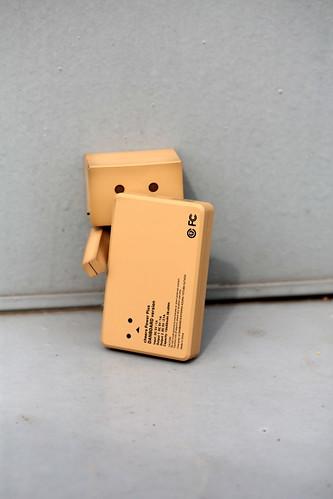 cheero Power Plusのダンボー型モバイルバッテリー & ダンボー