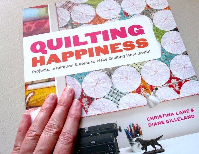 Quilting Happiness is almost here!
