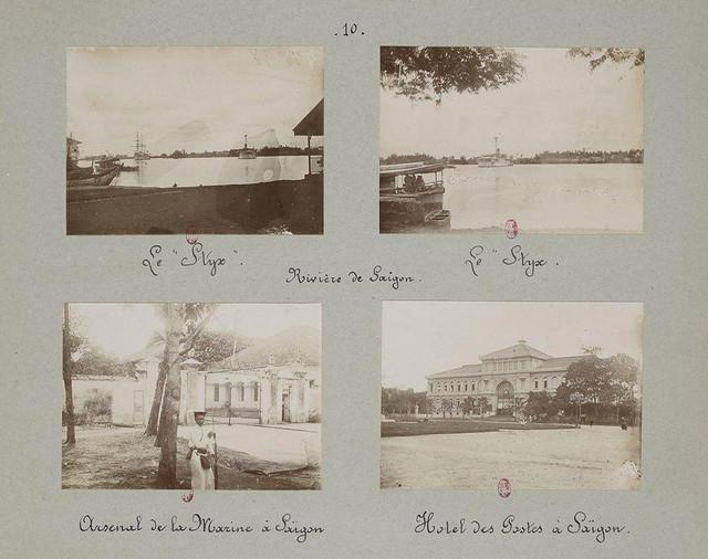 SAIGON 1895 (1) - Những trang album xưa