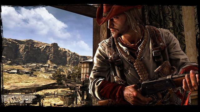Call of Juarez : Gunslinger - Screenshot 3