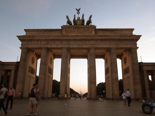 Brandenburg Tor (Gate)