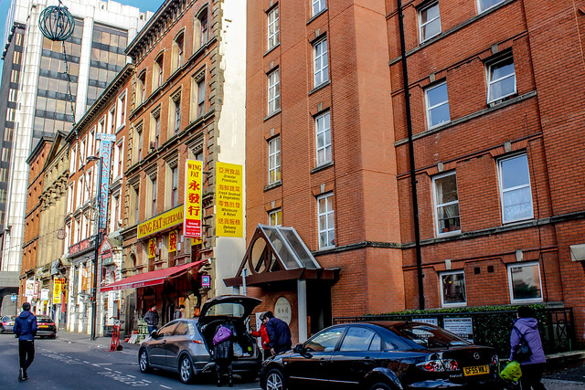 Chinatown de Machester