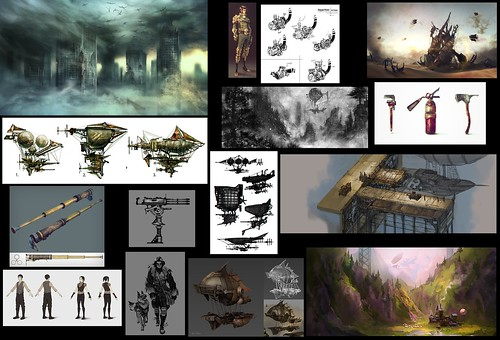 Concept Collage