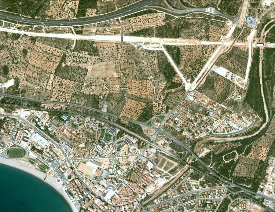 L'Hospitalet de L'Infant, Tarragona, L'Apostrofe de L'Horror, El Hospitalillo de Don Froilán, antes, urbanismo, planeamiento, urbano, desastre, urbanístico, construcción
