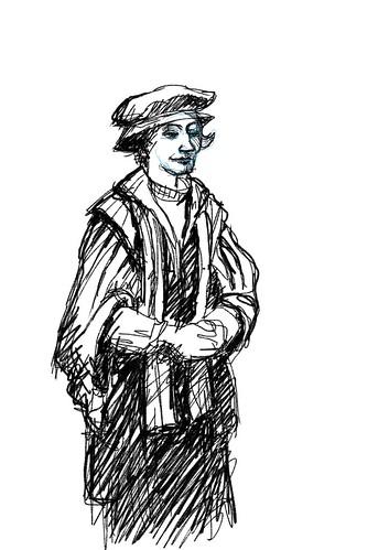 Matti Amnell: Erasmus