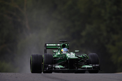 2013 Belgian Grand Prix - Saturday