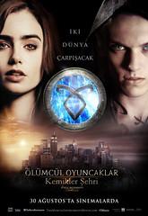 Ölümcül Oyuncaklar: Kemikler Şehri - The Mortal Instruments: City of Bones (2013)