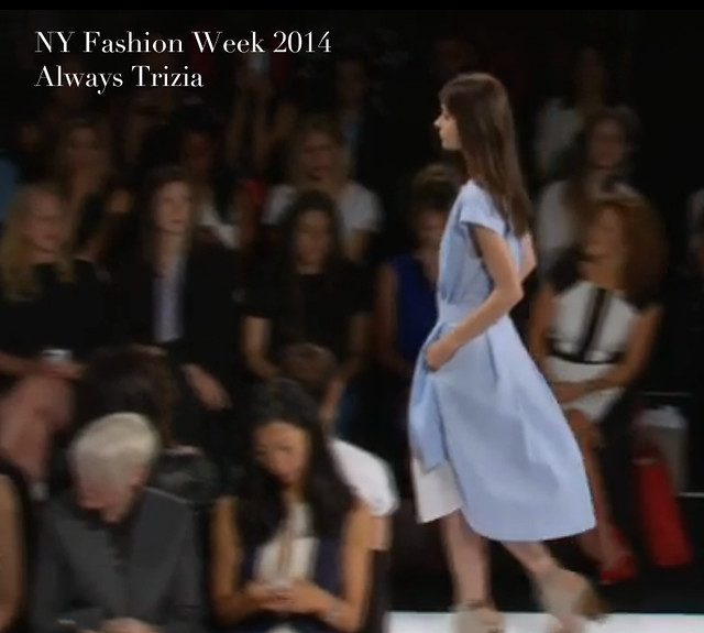 NY Fashion Week 2014 Always Trizia052