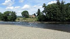 The River Wye near Hay-on-Wye