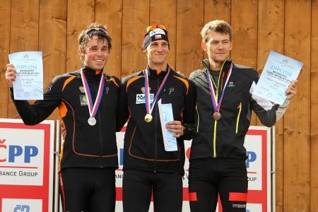 Běžci mají tři letní mistry: Jakše, Magála a Vrabcovou. Proč Bauer nabral ztrátu na startu?