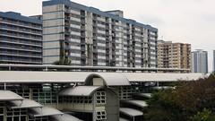 Highrise flats, Titiwangsa, Kuala Lumpur