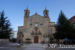 Iglesia de Santa Eulalia Villagarcia de Arousa