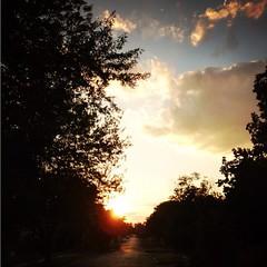 26 September 2013 #sunset 2/3
