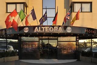 Inter-Hôtel Altéora - site du Futuroscope