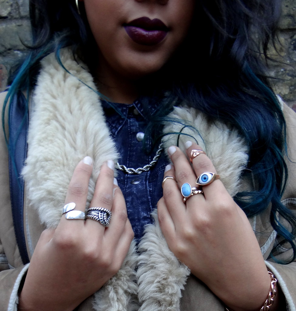 Rings from New Look