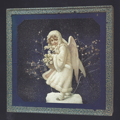 Joseph Cornell, Untitled (Snow Maiden), c. 1933