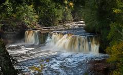 Presque Isle River Waterfalls-6