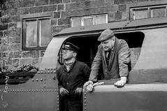 RAILWAY IN WARTIME - PICKERING 1940's 12th-13th OCTOBER 2013