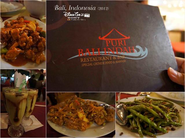 Bali Day 3 Dinner